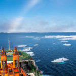 Blue yonder: blogging on the high seas