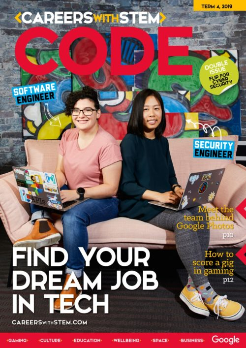 careers with code 2019