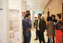 Poster session at GYSS Global Young Scientists Summit2019